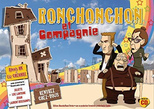 9782362560040: Ronchonchon et compagnie (1CD audio) (French Edition)