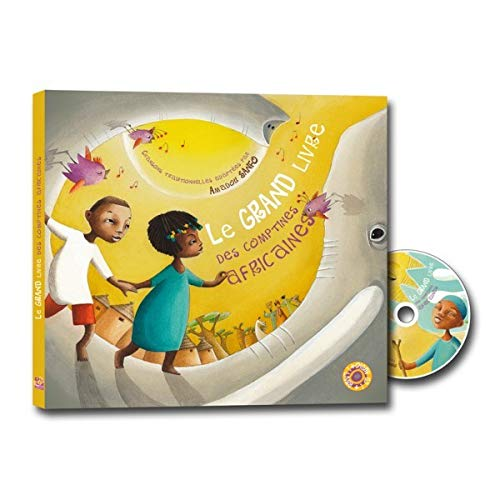 9782362560187: Le grand livre des comptines africaines