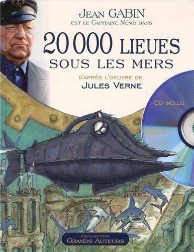 9782362560842: 20 000 lieues sous les mers d'après l'oeuvre de Jules Verne