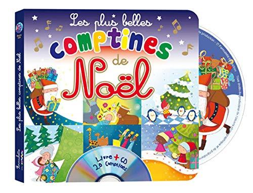 9782362561573: Les plus belles comptines de No�l (1CD audio)