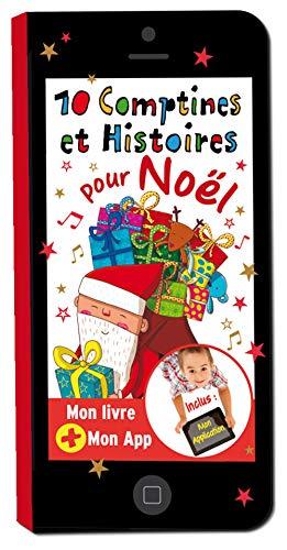 9782362562020: 10 Comptines et histoires pour Noël : Avec appli