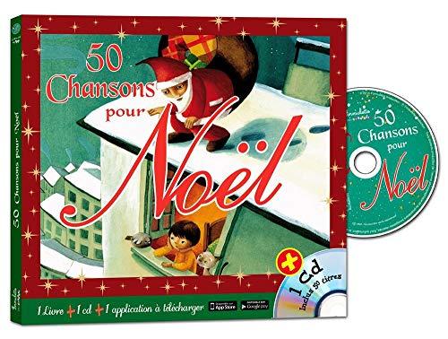 9782362562099: 50 chansons pour Noël (1CD audio)