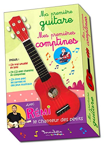 9782362562280: Ma premiere guitare : Mes premieres comptines