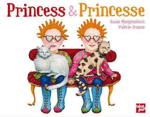 9782362660580: Princess & Princesse