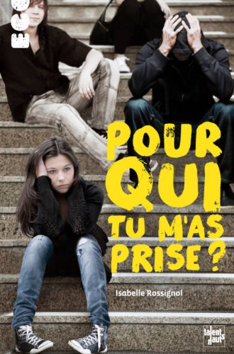 9782362661129: Pour Qui Tu M'As Prise ? (English and French Edition)