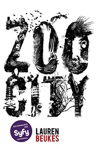 9782362700453: Zoo City (French Edition)