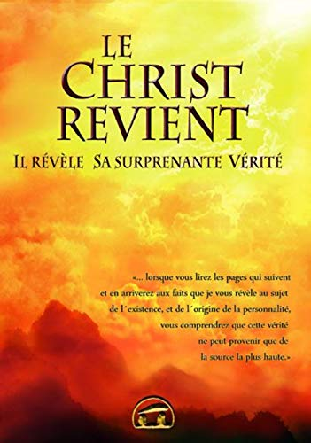 9782362770036: Le Christ revient (French Edition)