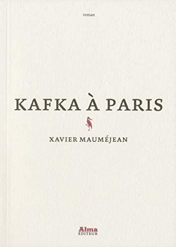 9782362791581: Kafka a Paris