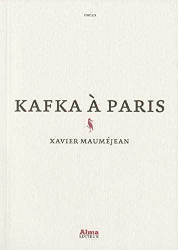 9782362791581: Kafka à Paris