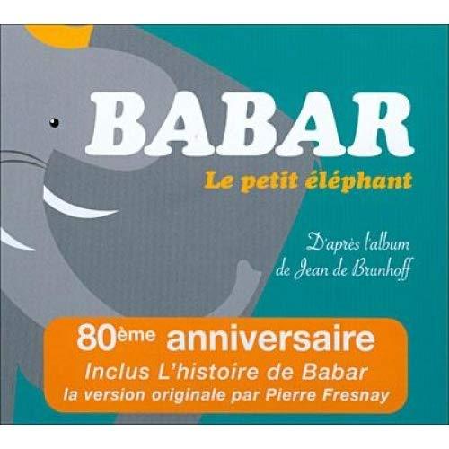 9782362850080: Babar le petit éléphant