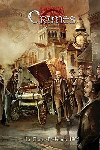 9782362860058: Crimes: La Chaux de Fonds 1904