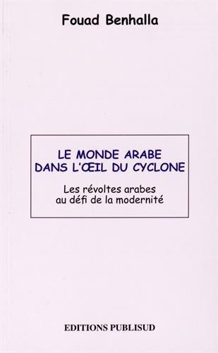 9782362910616: LE MONDE ARABE DANS L'OEIL DU CYCLONE. Les révoltes arabes au défi de la modernité