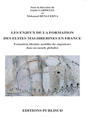 9782362910685: Les enjeux de la formation des élites maghrébines en France. Formation, identité, mobilité des ingénieurs dans un monde globalisé