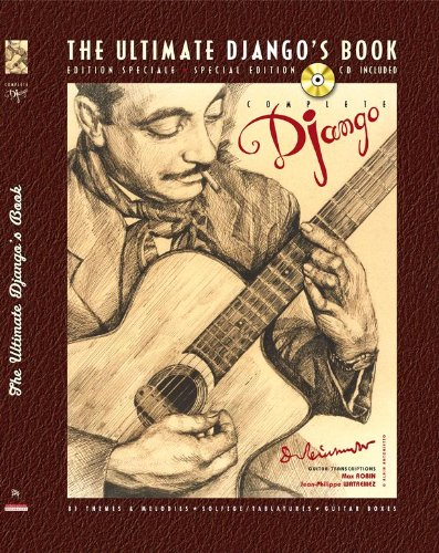9782362970122: Reinhardt Django The Ultimate Django'S Book + Cd