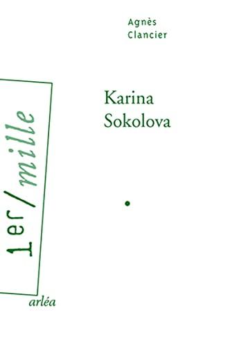9782363080400: Karina Sokolova
