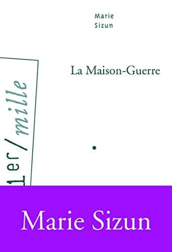 Maison-guerre (La): Sizun, Marie