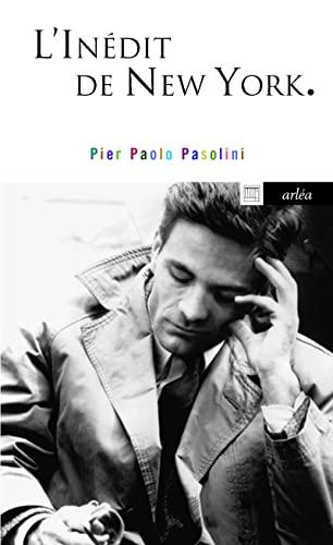 9782363080806: L'inédit de New-York : Entretien avec Giuseppe Cardillo (Arléa-Poche)