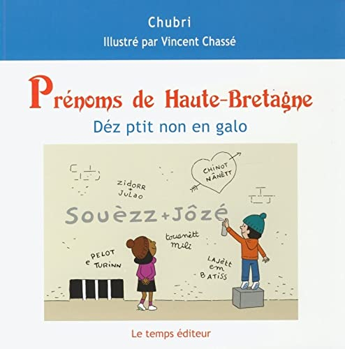 9782363120113: Prénoms de Haute-Bretagne