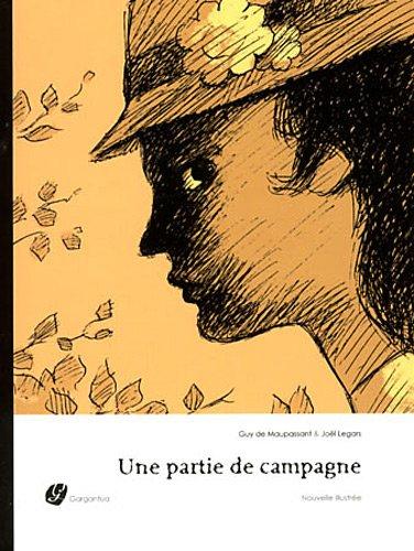 9782363250162: UNE PARTIE DE CAMPAGNE