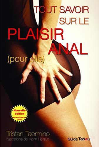 9782363260024: Le guide tabou du plaisir anal (pour elle !) (Guides tabou)