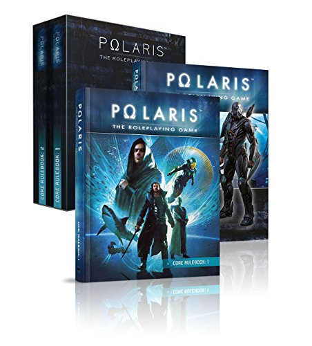 9782363281784: Polaris RPG ― Core Rulebook Set