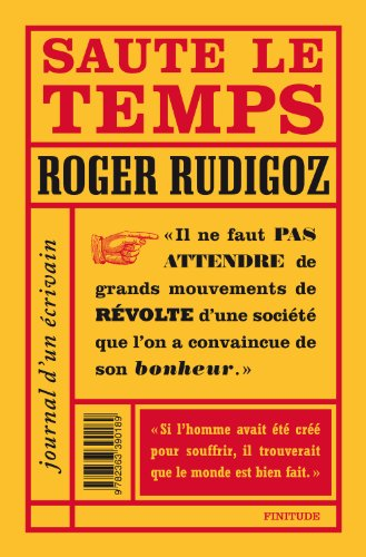 9782363390189: Saute le temps (French Edition)