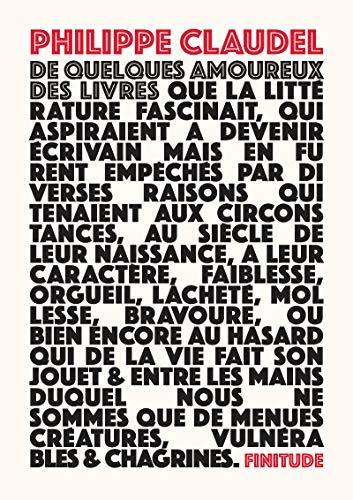 De quelques amoureux des livres: Claudel, Philippe