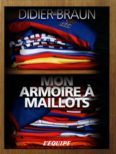 9782363470133: Mon armoire � maillots