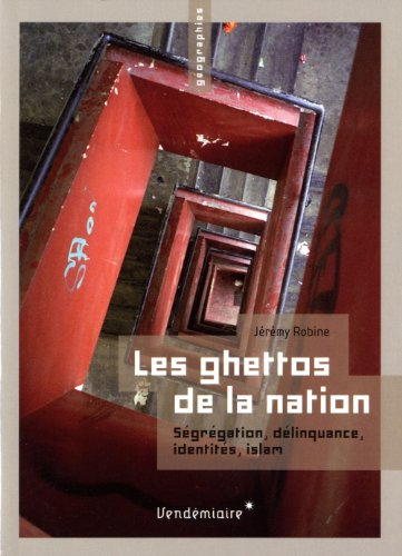 9782363580177: les ghettos de la nation