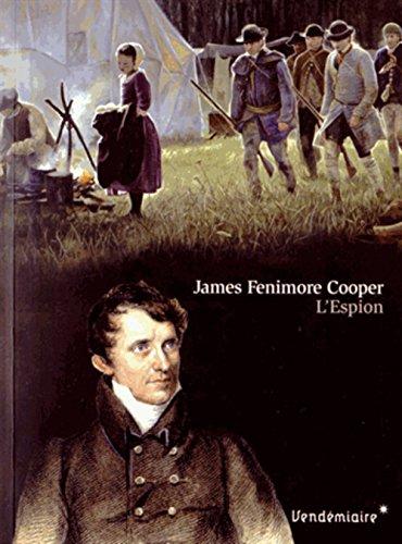 Espion (L'): Cooper, James Fenimore