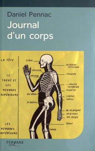 9782363601100: Journal d'un corps (Roman)