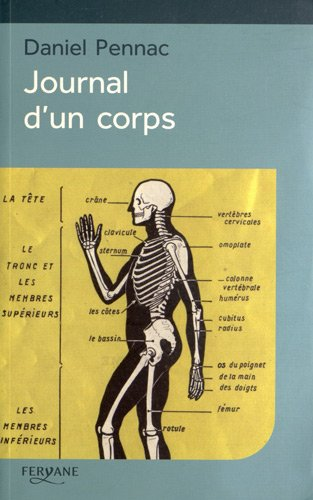 9782363601100: Journal d'un corps