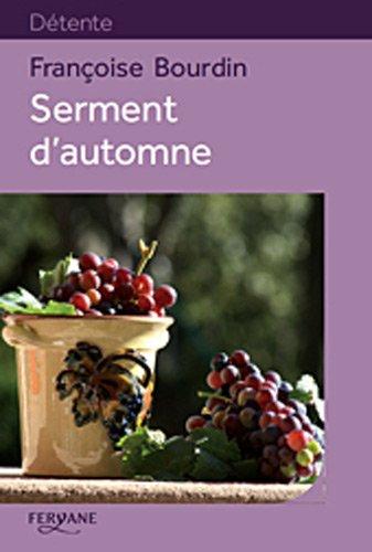 9782363601230: Serment d'automne
