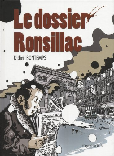 9782363630131: Le Dossier Ronsillac