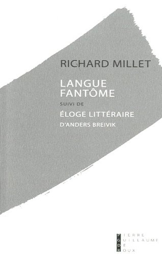 9782363710376: Langue fantôme (French Edition)
