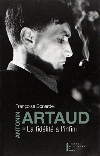 9782363710772: Artaud ou la fidelite a l'infini