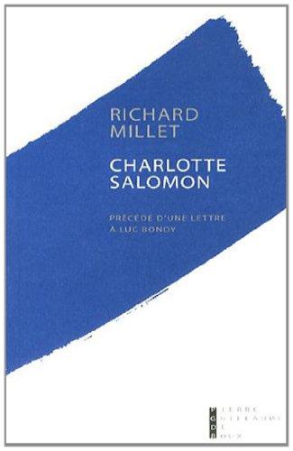 9782363710833: Charlotte Salomon