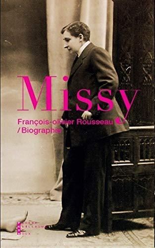 MISSY: ROUSSEAU FRAN�OIS-OLIVIE