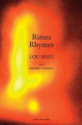 9782363980045: Rimes/Rhymes