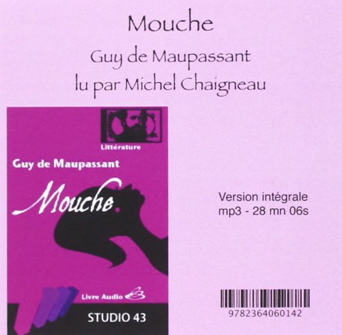 Mouche (French Edition) (2364060141) by Guy de Maupassant