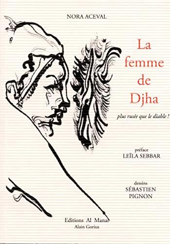 9782364260221: La femme de Djha