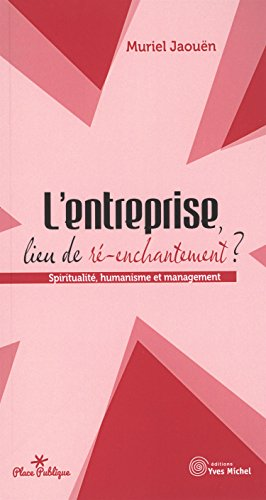 9782364290587: Entreprise Lieu de Re-Enchantement (l')