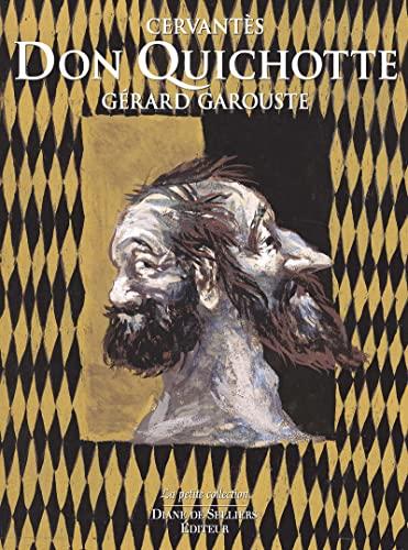 9782364370043: Don Quichotte de Cervantès - Illustré par Gérard Garouste - 2 volumes