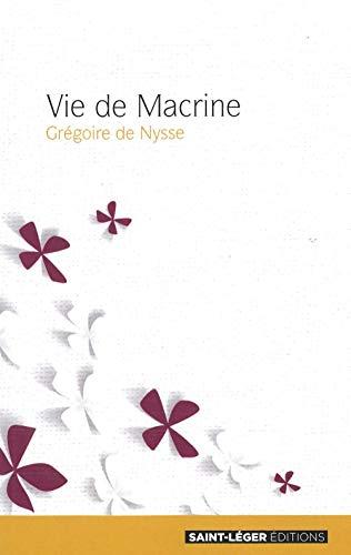 9782364521001: Vie de macrine