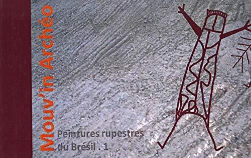9782364610187: Les peintures rupestres du Brésil