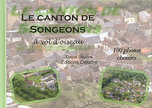 9782364640733: Le canton de Songeons à vol d'oiseau - 100 photos choisies