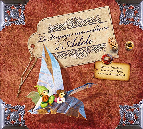 9782364730434: Le voyage merveilleux d'Adèle