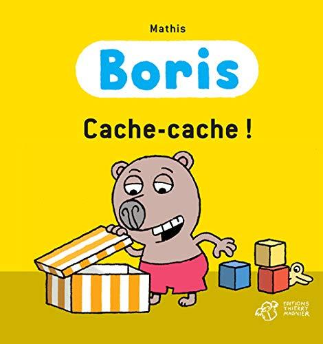 9782364741324: boris, cache-cache !