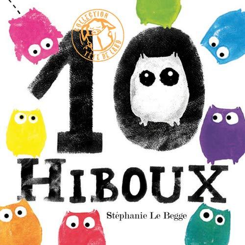 9782364742147: 10 hiboux
