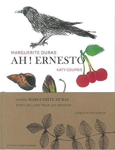 Ah ! Ernesto ; Ah ! Duras : 2 volumes: Fran�ois Ruy-Vidal, Thierry Magnier
